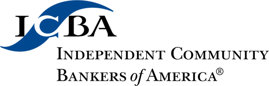 Independent Community Bankers of America Logo