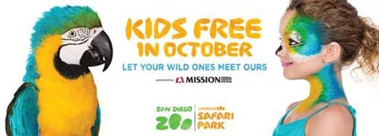 Screenshot of Mission Fed's Zoo Promotion
