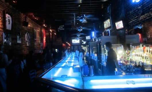 Legends Sports Bar in Lafayette, Louisiana