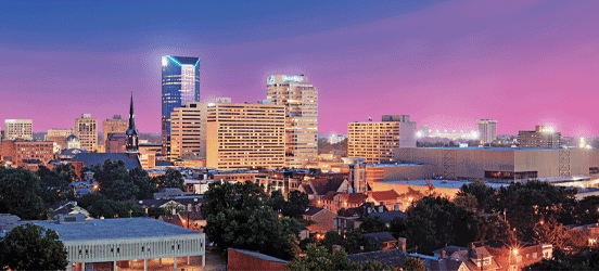 Photo of the Lexington Skyline