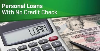 Loans No Credit Check