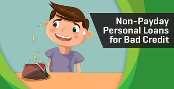 Personal Loans Bad Credit Not Payday Loans