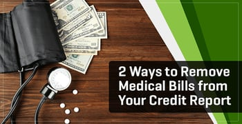 Remove Medical Collections Credit Report