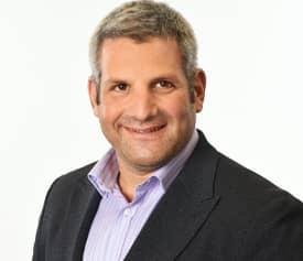 Portrait of Thinking Capital CEO Jeff Mitelman