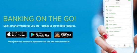BankMobile App Screen Shot