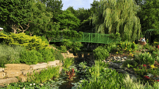 Photo of Overland Park's Arboretum and Botanical Gardens