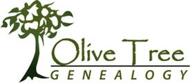 Olive Tree Genealogy Logo