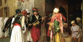 Study Explores the Ottoman Empire's Upside Down Lending System