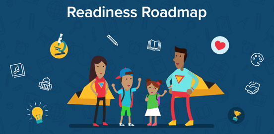 Readiness Roadmap Screenshot