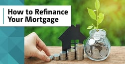 3 Refinance Mortgages for Bad Credit (Loan Refinancing)