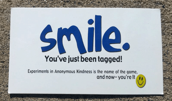 Photo of a Smile Card