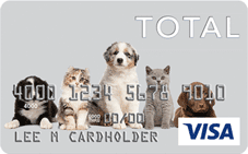 Photo of Total Visa® Card Design Option