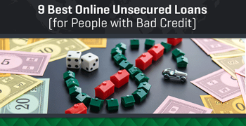 8 Best Online Unsecured Loans for People with Bad Credit