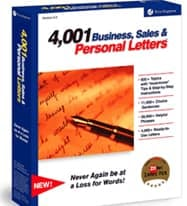 Photo of 4,001 Business, Sales & Personal Letters
