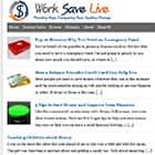Work Save Live