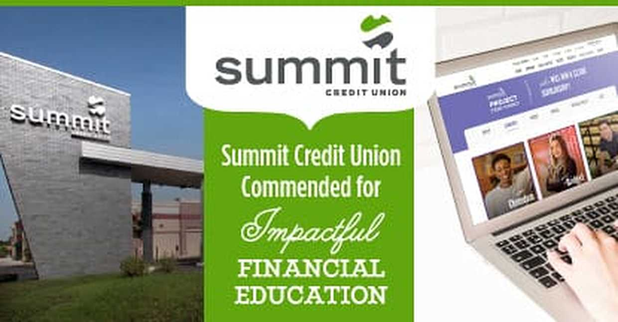 Summit Credit Union Commended for Bringing Impactful Financial Wellness Programs to Madison and Milwaukee Communities