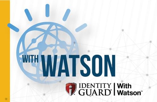 Identity Guard with Watson logo