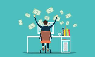 Boosting Income Graphic
