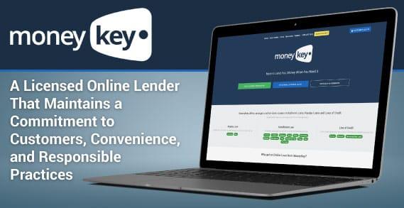 Subprime Auto Lenders >> MoneyKey: A Licensed Online Lender That Maintains a ...