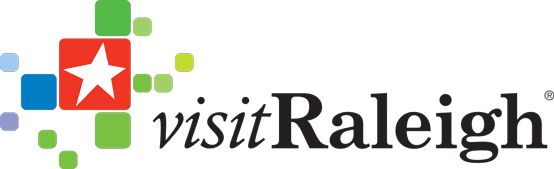 Visit Raleigh Logo