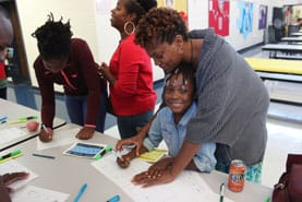 Family Financial Literacy Night Photo