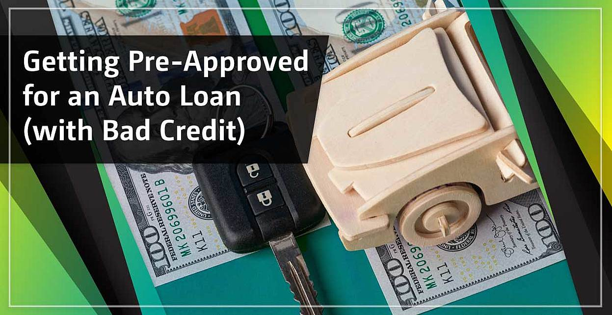 7 Best Providers For A Pre Approved Car Loan Bad Credit Ok