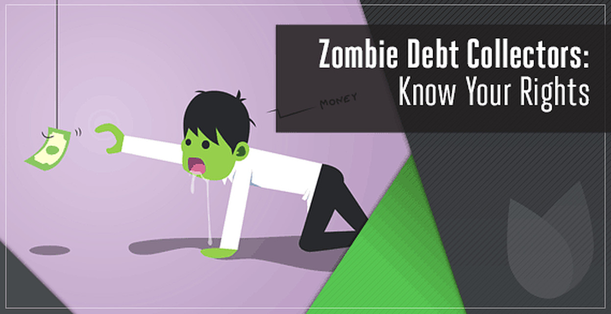Zombie Debt Collectors: Know Your Rights