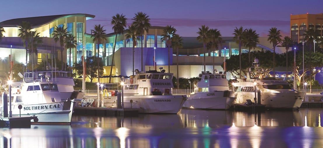 Aquarium and Harbor
