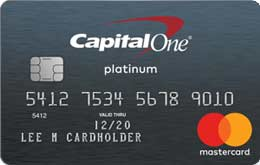 Capital One® Secured Mastercard