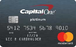 Capital One® Platinum