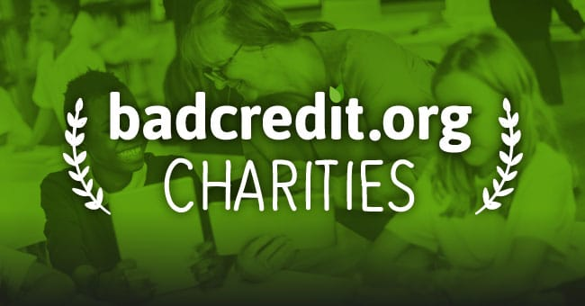BadCredit.org Charities