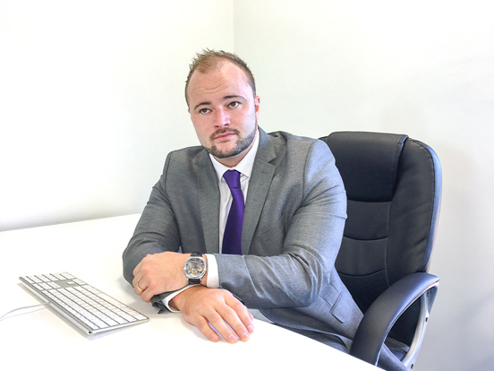Arran Stewart, Co-Founder and CVO of Job.com
