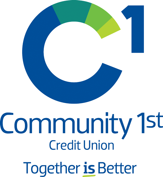 Community 1st Credit Union Logo
