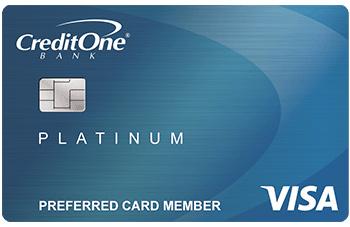 Credit One Bank Platinum