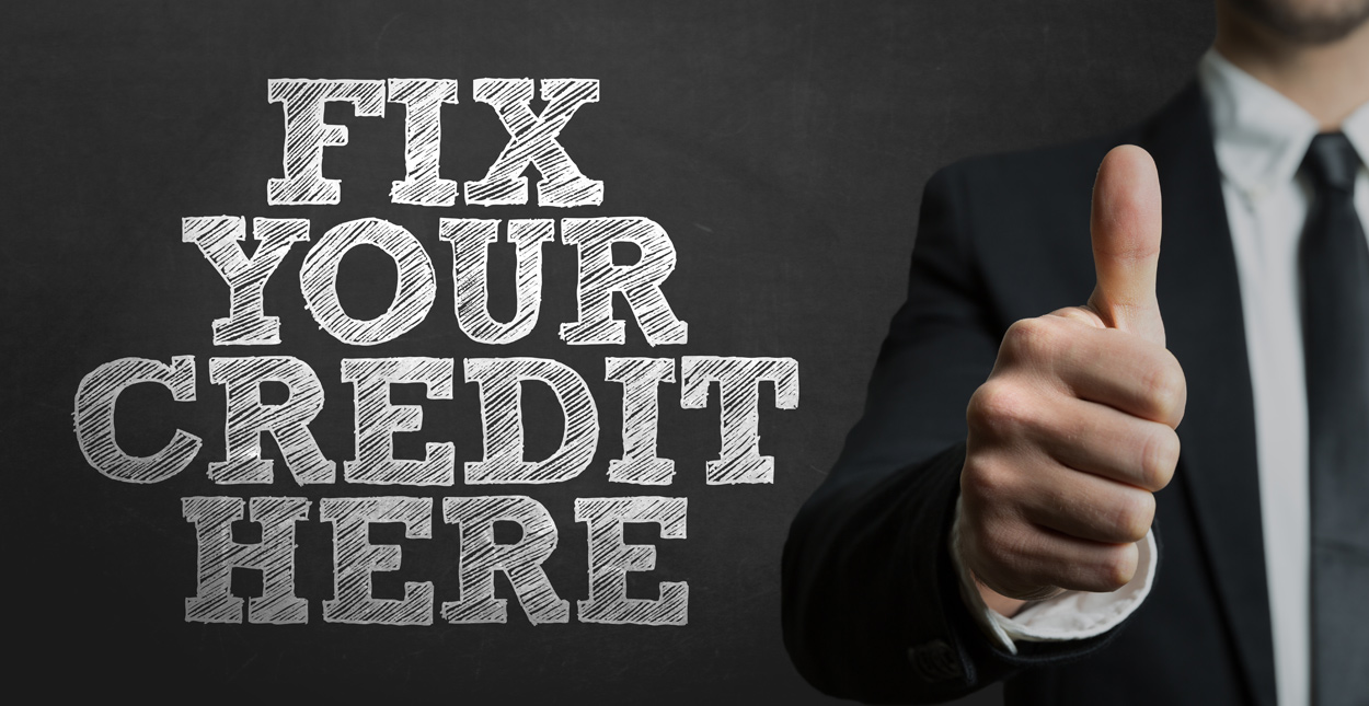 How to Repair Credit in 5 Fast Steps