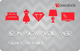 Overstock Store Credit Card