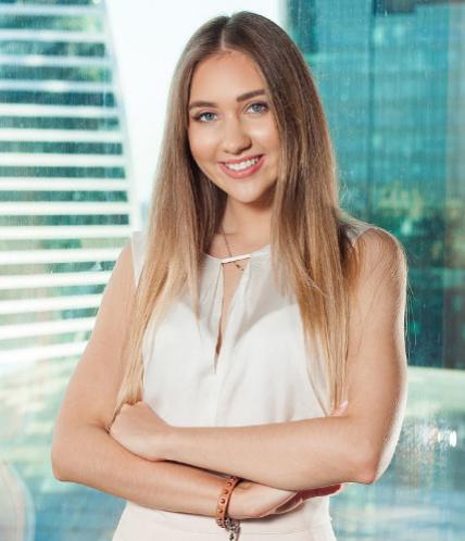 Photo of Valeriya Minaeva, Public Relations Manager at KICKICO