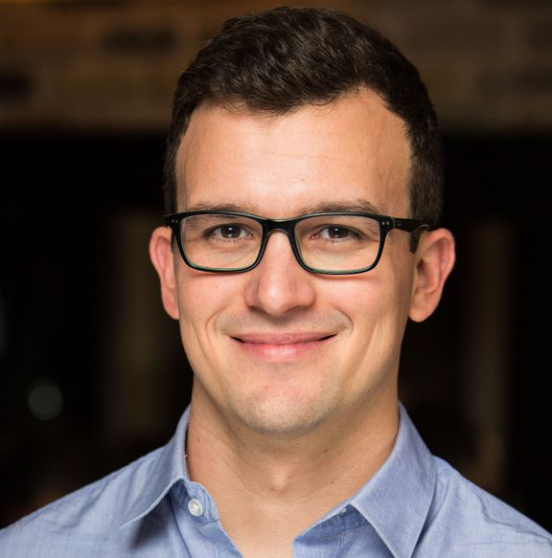 Photo of Joe Kelly, Co-Founder and CEO of Unchained Capital