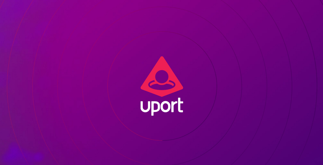 uPort logo