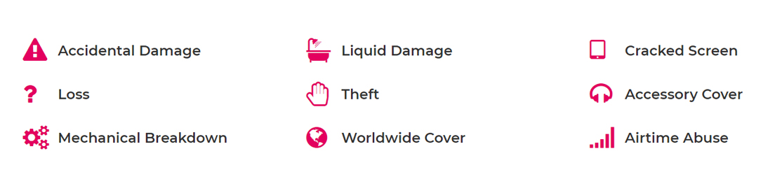 screenshot of loveit coverit coverage