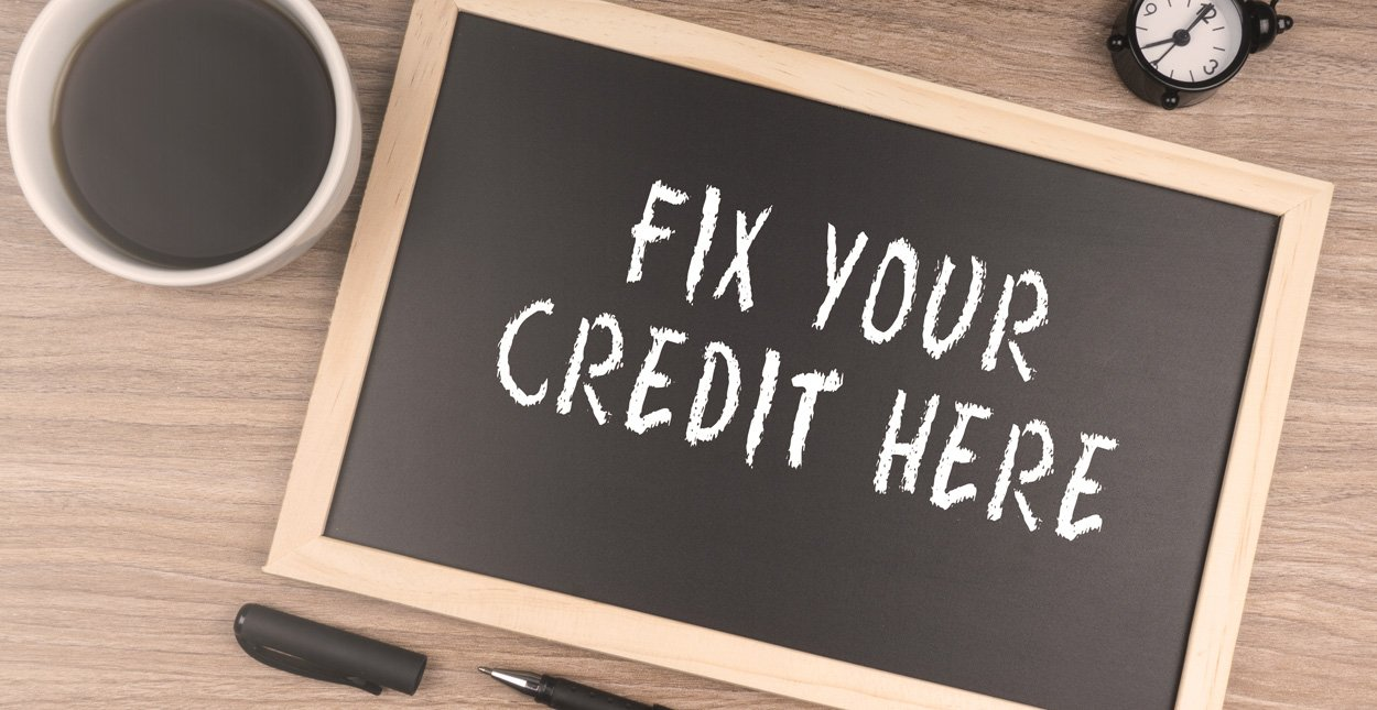 Free Credit Repair — 3 Ways to Fix Your Credit Score in 2019