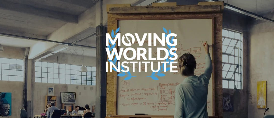 Screenshot f MovingWorlds Institute banner
