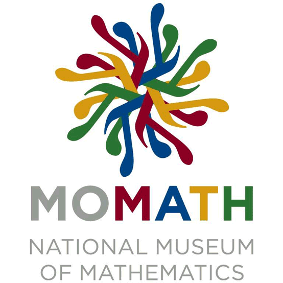 National Museum of Mathematics Logo