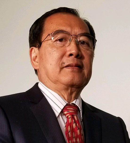 Photo of Alan Yong, CEO of DNotes Global