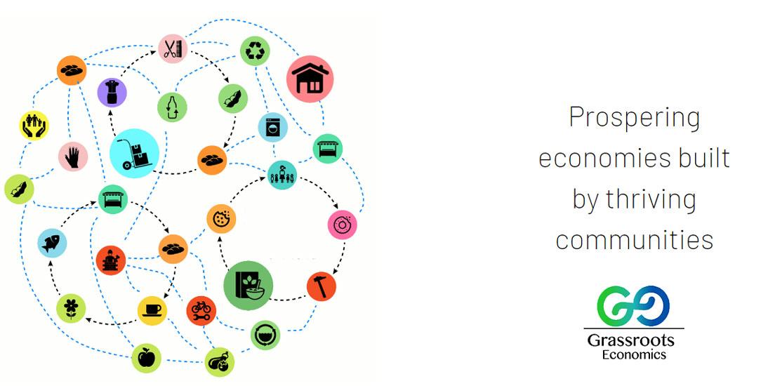 Screenshot of Grassroots Economics mission