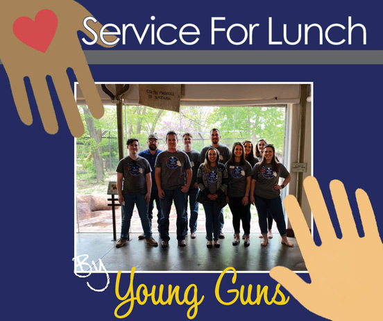 Photo of Service for Lunch group