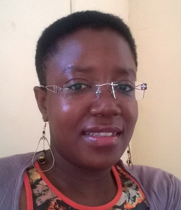 Photo of Caroline Dama, Co-Founder of Grassroots Economics
