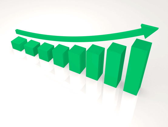 Improving Credit Graphic