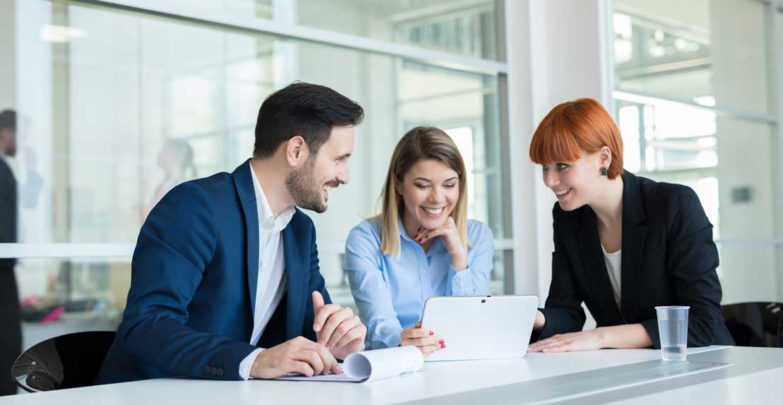 Business Consultation Photo