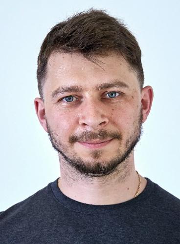 Photo of Paytomat CEO Yurii Olentir